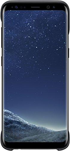 Samsung EF-MG950CBEGWW 2 Stück Hülle (geeignet für Samsung S8), Schwarz (2 Samsung Notebook Handy-abdeckungen)