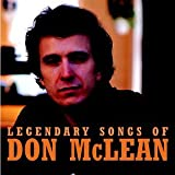 Songtexte von Don McLean - Legendary Songs of Don McLean