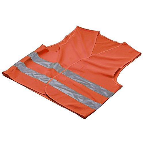 Preisvergleich Produktbild Hama Warnweste (ISO-Norm: EN ISO 20471) orange