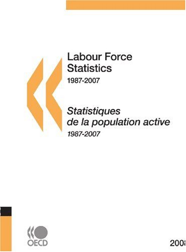 Labour Force Statistics 2008: Edition 2008 par OECD Organisation for Economic Co-operation and Develop