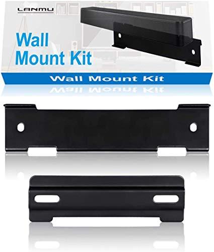 LANMU Wandhalterung für Bose WB-120 SoundTouch, Solo 5 Soundbar, CineMate 120, Schwarz