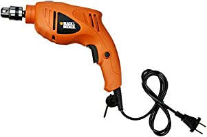 BLACK+DECKER HD400IN 500-Watt 10mm Hammer Drill