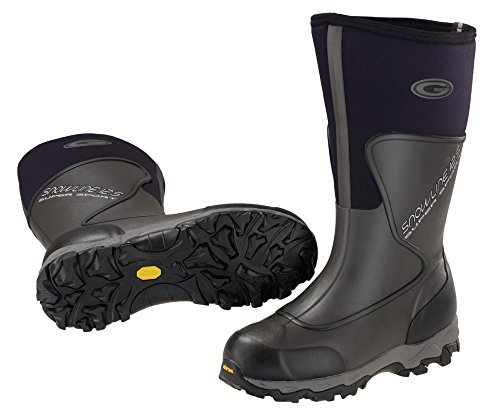 Les Larves Bottes Snowline Supersport 5, 12, noir/gris,