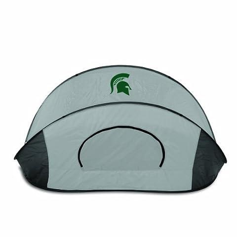 NCAA Michigan State Spartans Manta Portable Pop-Up Sun/Wind