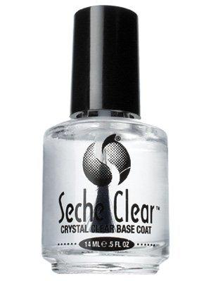 Seche Vite Crystal Clear Base Coat-15ml -