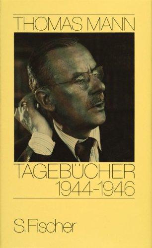 Buchseite und Rezensionen zu 'Tagebücher 1944-1946' von Thomas Mann