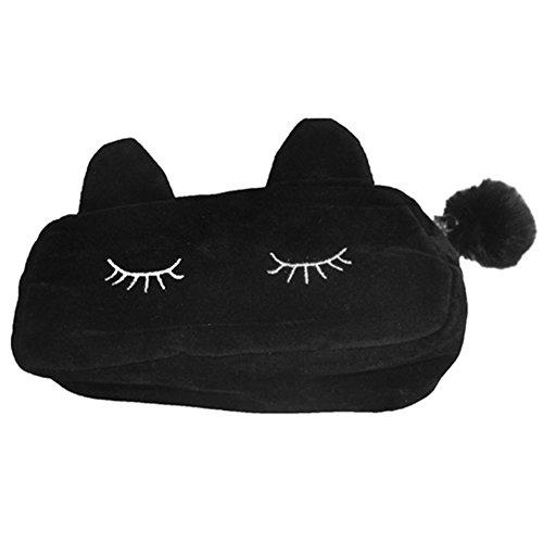 Domybest 95426, Sac pour femme à porter à l'épaule Taille unique - Noir - Noir, Taille unique