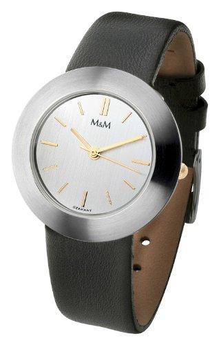 M&M Damen-Armbanduhr Pure Classic M11828-452