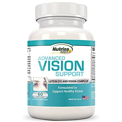 Lutein Advance Vision Support - Vision Formula