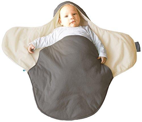 wallaboo-coco-manta-para-beb-prctica-y-suave-85-x-85-cm-100-algodn-gris