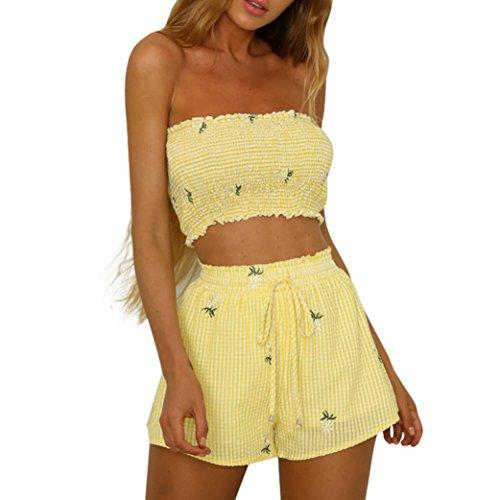 Camisas mujer, Dragon868 2018 Moda Off Shoulder Chaleco