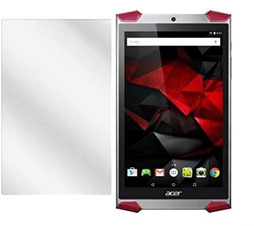 dipos I 2X Schutzfolie klar passend für Acer Predator 8 Folie Bildschirmschutzfolie