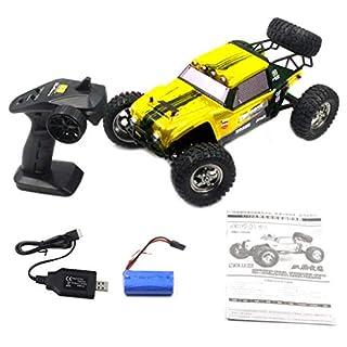 Ballylelly 12889 1/12 2,4G 26 km/h 4WD RC Truggy Thruster Off Road Wüste LKW Zwei Geschwindigkeitsmodus RC Auto Spielzeug Für Kinder