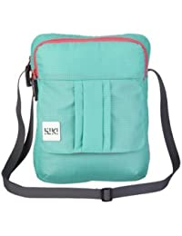 b872f10aba Wildcraft Polyester Turquoise Messenger Bag (Saddle Sling   Wiki    Turquoise)