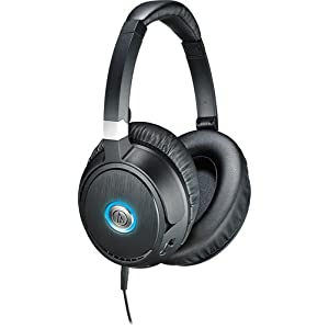 Audio Technica ATH-ANC70 Quiet Point Noise-Cancelling Ausinės schwarz