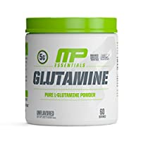MusclePharm Glutamine Mineral Supplement Unflavored, 300 g