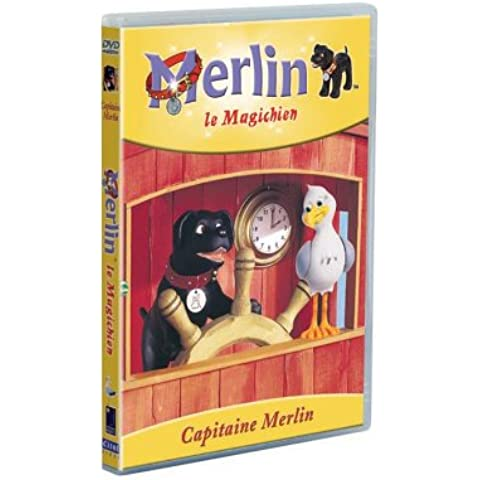 Merlin le Magichien - Capitaine Merlin