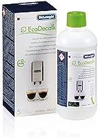 De'Longhi DLSC500 ECODECALK Decalcificante Macchine Caffè Ecologico, Ingredienti da Materie Prime Naturali, 500 ml