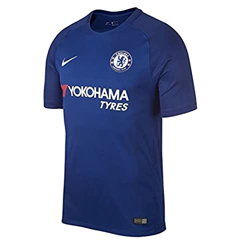 Chelsea FC Home Football Jersey 17/18