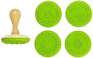 Artemio Set de tampons pour biscuits