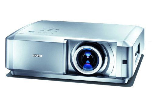Sanyo PLV-Z4 LCD Projektor HDTV (1000 ANSI Lumen, Kontrast 7000:1) - Lcd-hdtv