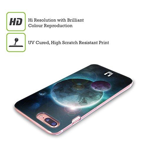 Head Case Designs Spirale Un Universo Da Scoprire Cover Retro Rigida per Apple iPhone X Scoprire