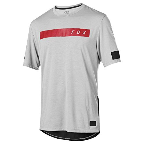Fox Jersey Ranger Dri-Release Bar Steel Grey Xl