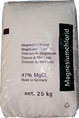25 kg Auftaugranulat Magnesiumchlorid, für Reithallen und -plätze, bis - 30 °C