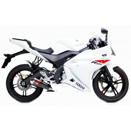 YAMAHA YZF R-08 125/14-ESCAPE NUEVO CARBONO SCORPION POWER-76408312 CONE