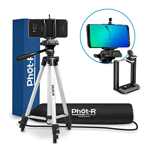 Phot-R Universal-Stativ, flexibel, groß