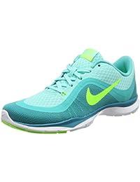 Nike Wmns Flex Trainer 6, Zapatillas de Gimnasia para Mujer
