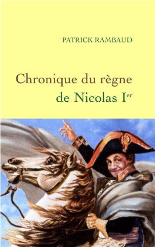 Chronique du règne de Nicolas 1er (Littérature Française)