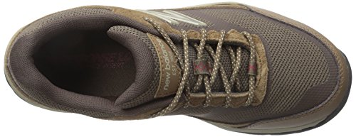New Balance Women's WW669V1 Walking Shoe, Brown/Horizon, 10 B US Brown/Horizon
