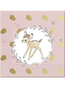 Procos servilleta 33cm 3Velos Bambi Cutie, Multicolor, 5pr89900