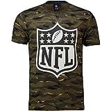 Majestic Athletic NFL Football T-Shirt NFL National Football League Shield Trikot Jersey (XL)