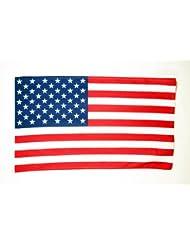 BANDERA de los ESTADOS UNIDOS 90x60cm - BANDERA AMERICANA - USA - EE.UU 60 x 90 cm - AZ FLAG
