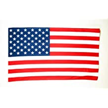 BANDIERA STATI UNITI 150x90cm - BANDIERA AMERICANA – USA 90 x 150 cm - AZ FLAG