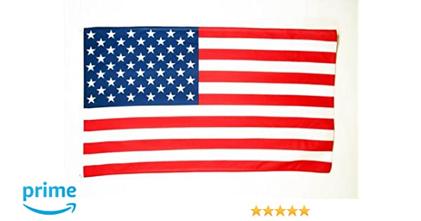 32f967634a9 AZ FLAG UNITED STATES FLAG 4  x 6  - USA - US - AMERICAN BIG FLAGS 120 x  180 cm - BANNER 4x6 ft  Amazon.co.uk  Kitchen   Home