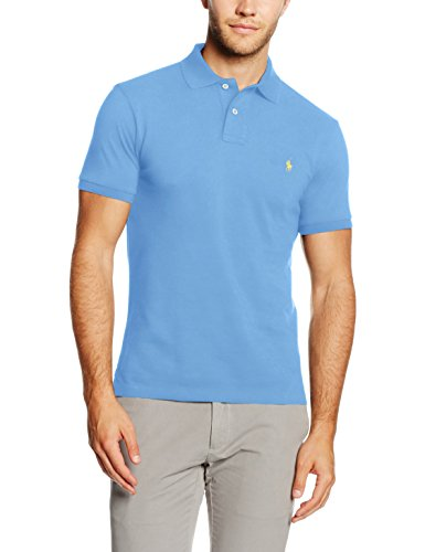 Polo Ralph Lauren SS KC Slim Fit Polo Ppc Homme