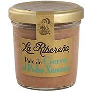 La Fragua Paté de Ciervo al Pedro Ximénez - 100 gr