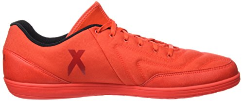 adidas X 16.4 Street, Chaussures de Football Homme Rouge (Hi-Reset Red/Ftwr White/Power Red)