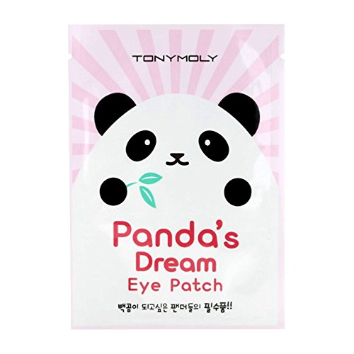TONYMOLY - Parche de ojo de panda (3 unidades)
