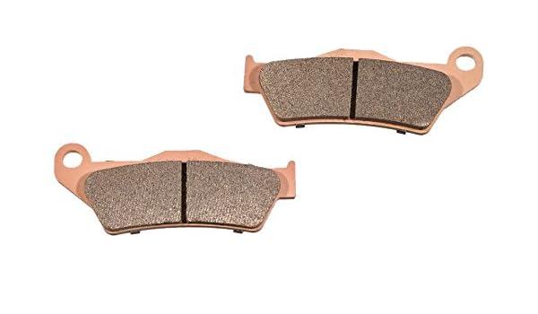 Pro Braking PBR1192-CAR-GRE Rear Braided Brake Line Carbolook Hose /& Stainless Green Banjos