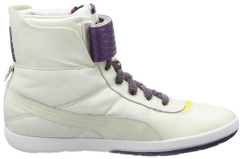 Puma Celerity MID Wn's 304646 Damen Sneaker Grau (vaporous gray-vaporous gray-blackberry cordial 03)
