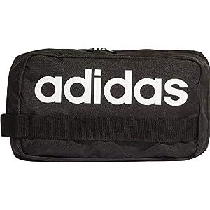 adidas DT4823, Bolso bandolera Unisex Adultos, Multicolor Negro/Blanco, 23×3.5×20 cm (W x H x L)