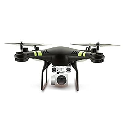 HUHU833 X52 2.4G 6 Axis Gyro Altitude HD Camera Quadcopter RC Drone WiFi FPV Live Helicopter Hover