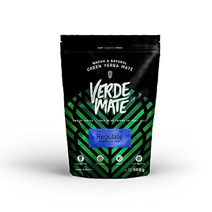 Mate-Tee-Verde-Mate-Green-Regulase-500g-Verde-Mate-Grn-Regulase-Mate-Tee-aus-Brasilien-Hohe-Qualitt-Gesunder-Mate-Tee-Glutenfrei-nicht-rauchgetrocknet