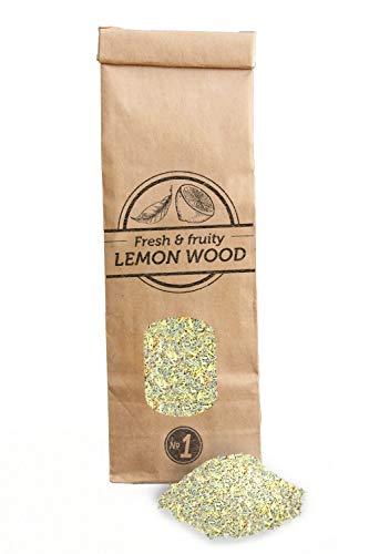 Smokey Olive Wood 300mL Räuchermehl, Zitronenholz, Körnung 0-1mm