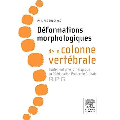 Déformations morphologiques de la colonne vertébrale: Traitement physiothérapique en Rééducation Posturale Globale-RPG