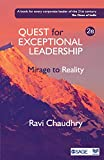 Quest for Exceptional Leadership: Mirage to Reality